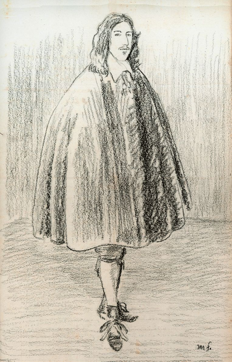 Johan de Witt Beeld