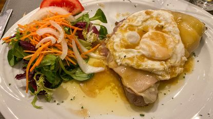 Vila Douro, Portugese keuken zonder dat je je in Portugal waant