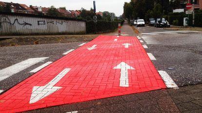 Fietsers op fietsostrade krijgen voorrang