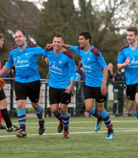 Indeling amateurvoetbal: SML naar 3C, Arnhemse Boys in 3D