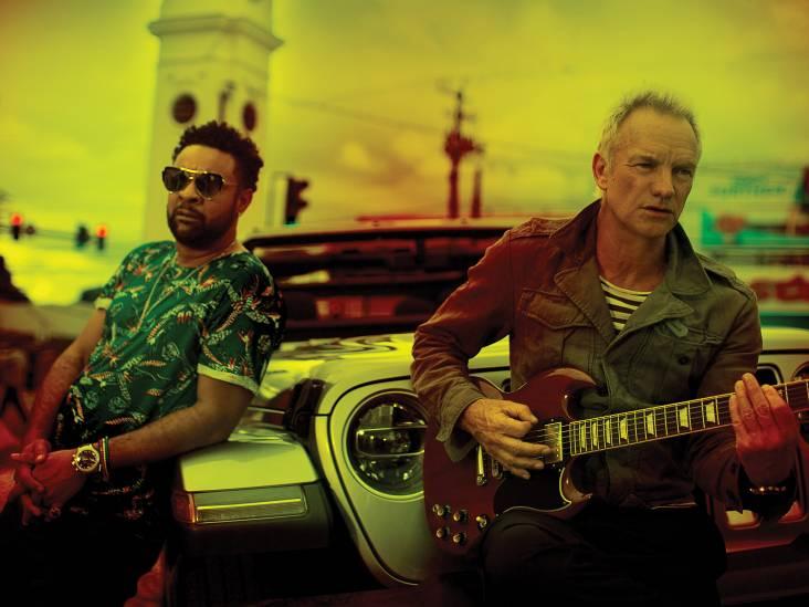 De nieuwe albums van deze week: Sting & Shaggy, Isaac Gracie en meer