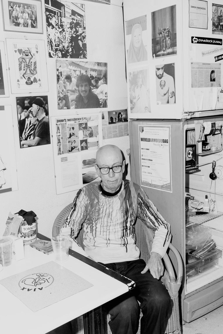 Henk Winters, buurt-icoon Oud-West, overleden