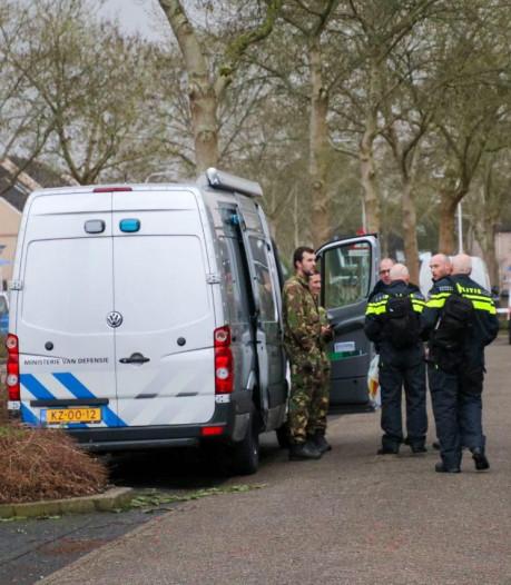 Woning 'verwarde man' Zwolle doorzocht op explosieven: niets aangetroffen