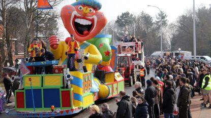 Carnavalsstoet lokt 4.000 kijklustigen