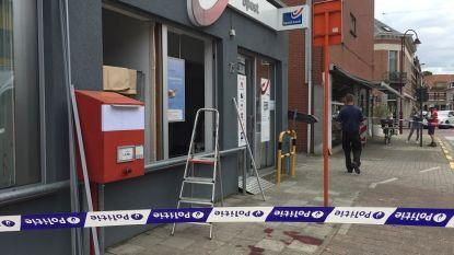 Al vierde plofkraak: geldautomaat Bpost in Boechout geplunderd