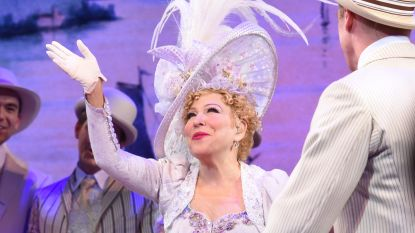 Bette Midler zingt Mary Poppins tijdens Oscars
