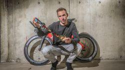 """Bart Aernouts (34) weer thuis na Ironman van zijn leven: """"Volgende keer dat ene risico extra nemen"""""""