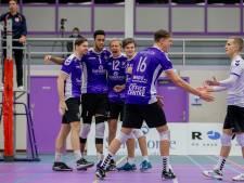 Avondklok: duels volleyballers Vocasa vervroegd