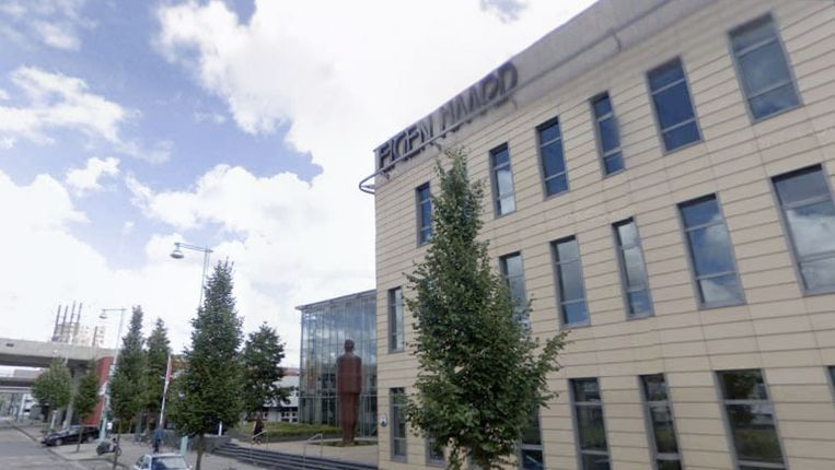 Het hoofdkantoor van Eigen Haard. @copy; Google Streetview Beeld
