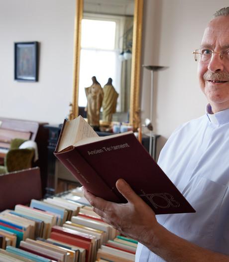 De kogel is door de kerk: Udense pastoor Theo van Osch gaat als kluizenaar verder