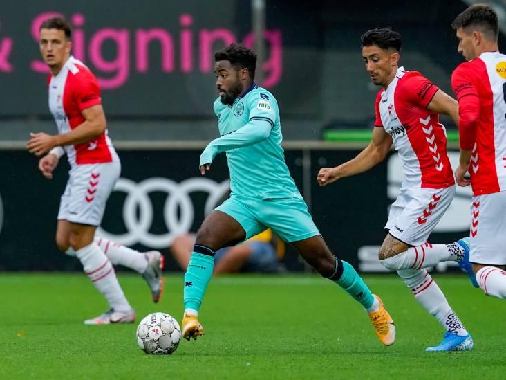 Willem II-aanvaller Ché Nunnely niet op tijd fit voor duel met Feyenoord