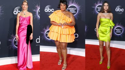 De best geklede sterren op de American Music Awards 2019