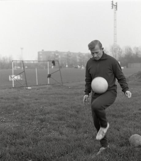 De voetbalerfenis van Piet Lindenberg (1927-2019)