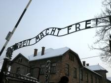 Selectie De Zwerver in winter naar Auschwitz