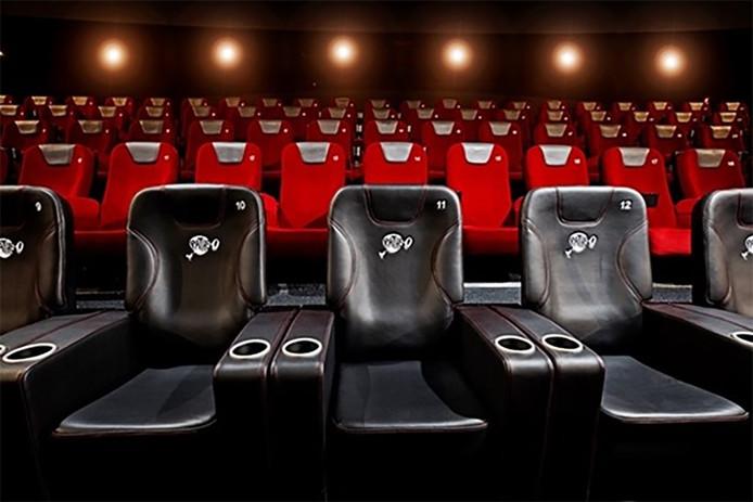 Film kijken in luxe vip stoelen in path de kuip for Bioscoop pathe rotterdam