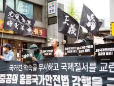 China zorgt er in Hongkong voor dat 'schrik voor het regime' actief blijft
