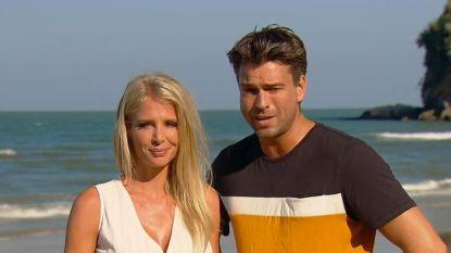 Een gezicht van liefde, romantiek en een pijnlijke onthulling: dit was aflevering 14 van 'Temptation Island'