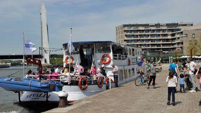10.000 reizigers méér voor Waterbus