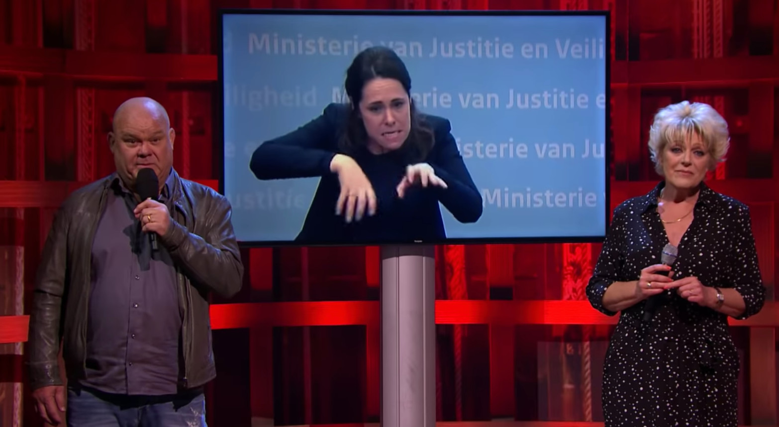 Paul de Leeuw en Simone Kleinsma brengen ode aan Irma Sluis