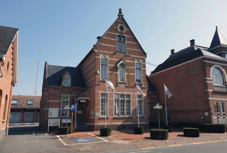 Het gemeentehuis van Herenthout.