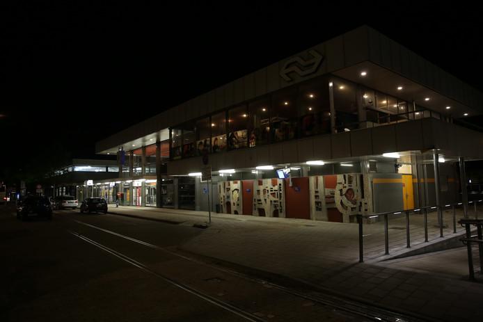 Station Bergen op Zoom.
