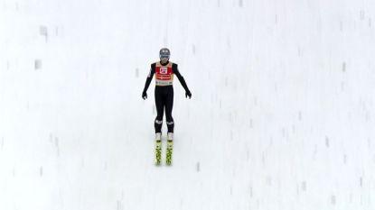 Viervoudig wereldkampioen 'Noordse Combinatie' pas 43ste door slecht schoongemaakte baan