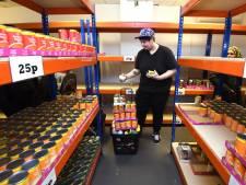 Les Britanniques font des stocks de provisions et médicaments avant le Brexit