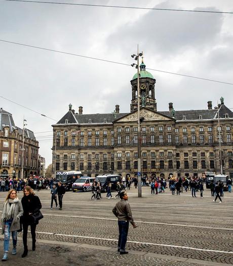 Amsterdam treft extra maatregelen tegen terrorisme