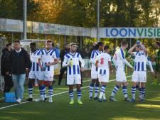 Ook op het veld heeft FC Lienden het zwaar