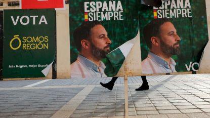 De opmars van het extreemrechtse VOX in Spanje