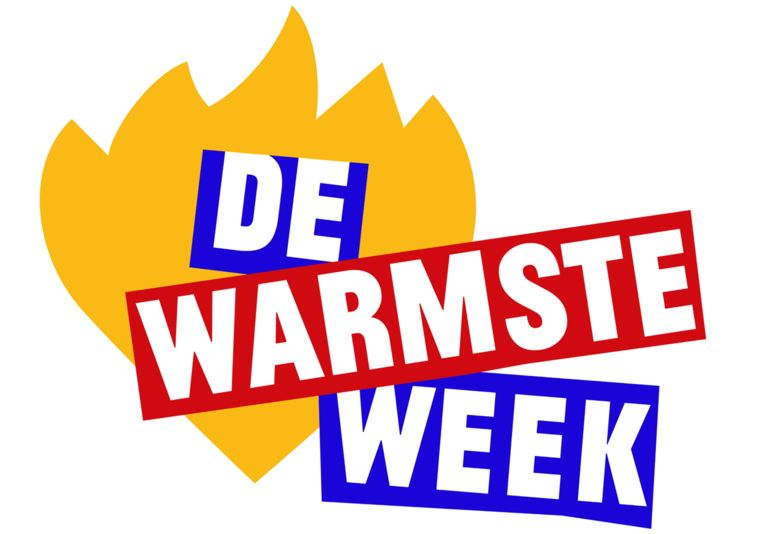 Image result for logo de warmste week 2019