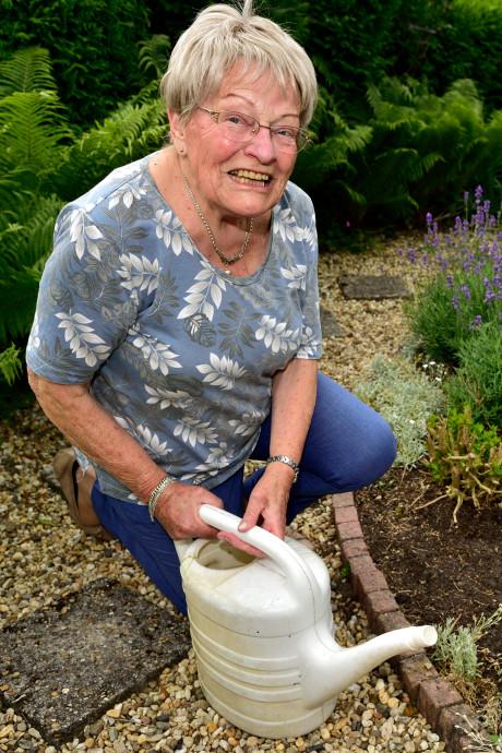 Deze hoogbejaarde zit vol ideeën over duurzaam bezig zijn