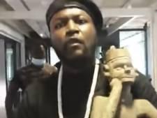 'Gestolen' beeld Afrikamuseum blijft voorlopig in depôt
