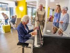 Gelijkgestemden met beginnende dementie vinden elkaar in De Schutterij