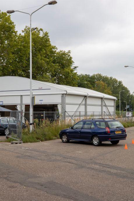 Bouw XL-testlocatie in Eindhoven van start, GGD gaat ook sneltesten afnemen