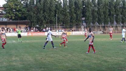 OEFEN. Moeskroen verliest van amateurclub Oudenaarde, KV Kortrijk niet voorbij Beerschot Wilrijk