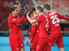 Applaus voor Assaidi bij magere zege FC Twente