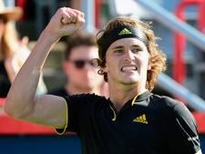 Zverev verrast Federer in Montreal