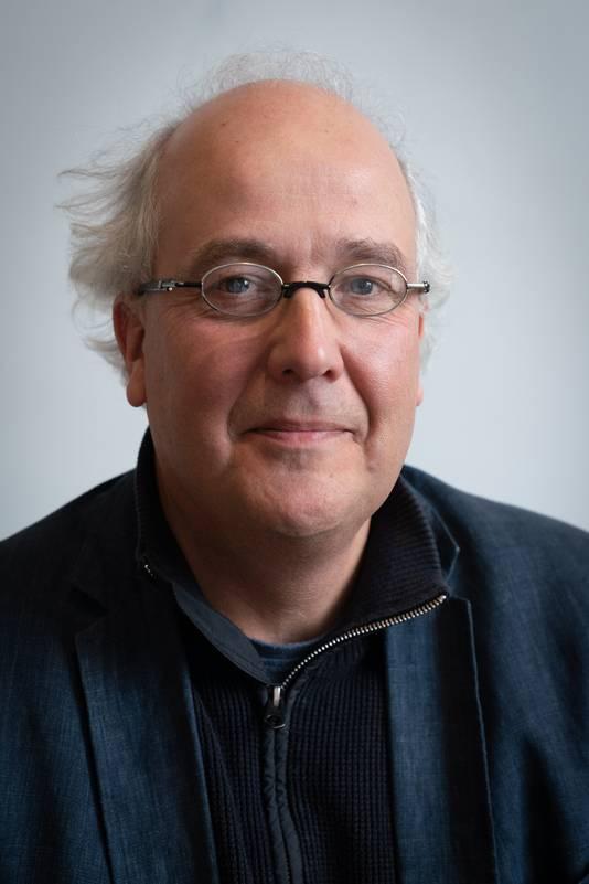 Robin Hagen, organisator van Living Statues, het Sprookjesfestival, SonsbeekTheateravenue en het Free your Mind Festival.