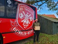 FC Twente-supportersvereniging Rietmolen-Neede biedt leden gratis een matchdaypakket aan