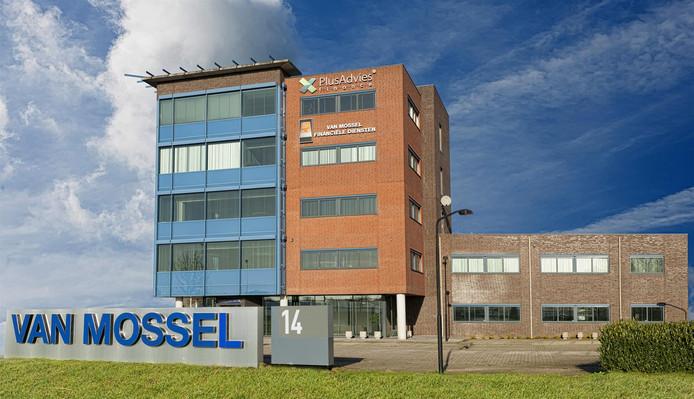 Van Mossel Automotive Groep in Waalwijk.