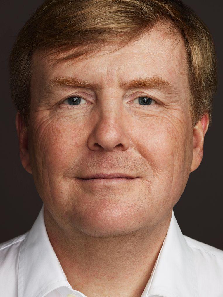 Erwin Olaf (1959), Koning Willem Alexander, 2018. Beeld Erwin Olaf