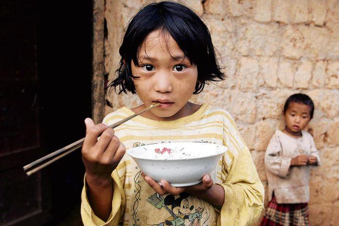 Straks een kommetje Amerikaanse rijst voor Chinese kinderen?