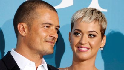 Katy Perry verloofd met Orlando Bloom