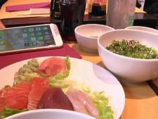 In Milanees restaurant betaal je met een post op Instagram
