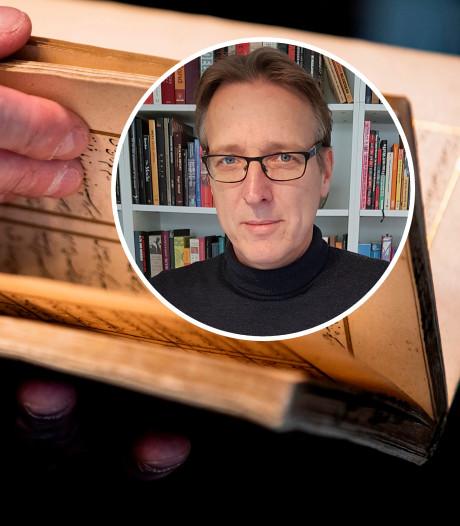 Zo was Deventer kunstdetective Arthur Brand de Iraanse geheime dienst te slim af