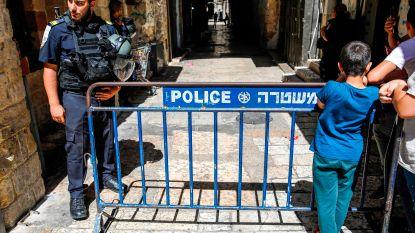 Israël heropent Tempelberg na schermutselingen tussen Palestijnen en Israëlische ordetroepen