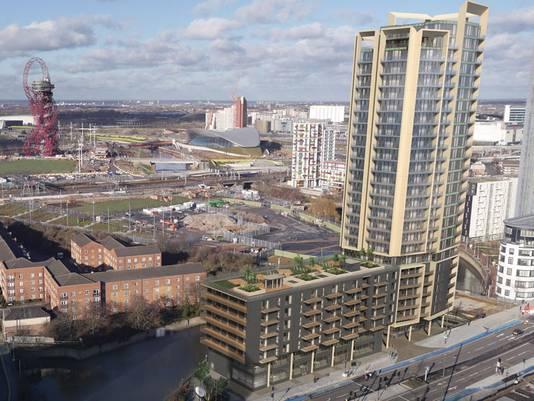 LONDEN - Een appartement aan het Olympisch Stadion. Start: november