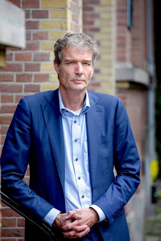 Advocaat Stijn Franken.