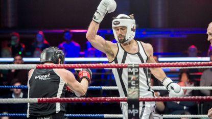 Na de winst in 'Boxing Stars': de grote emoties van Sieg De Doncker